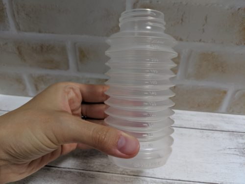 使い捨て哺乳瓶 チューボ 使い方