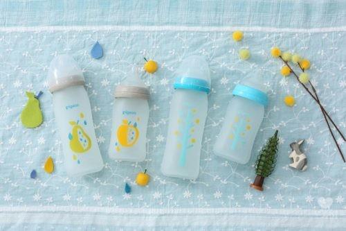 母乳実感 シリコンコーティング 哺乳瓶