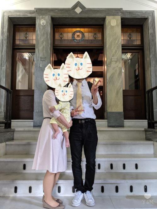 赤ちゃん連れ 結婚記念日 オススメ