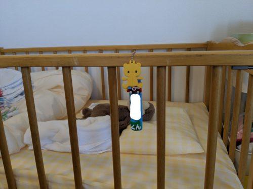出産準備 ベビーベッド